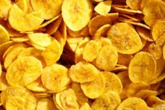 Banana Chips (Salted)