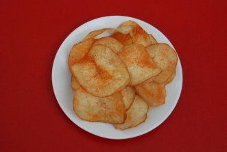 Cassava Chips (Spicy)