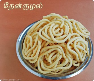 Wedding Murukku